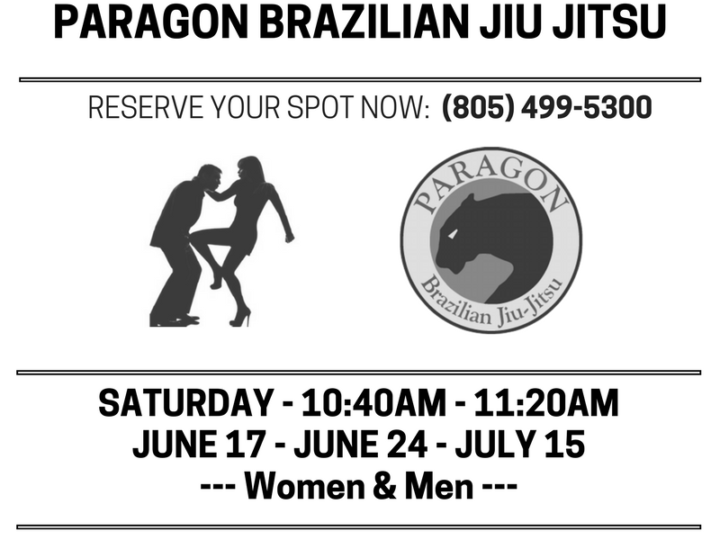 WOMENS SELF DEFENSE CLASS NOW IN AGOURA HILLS BJJ