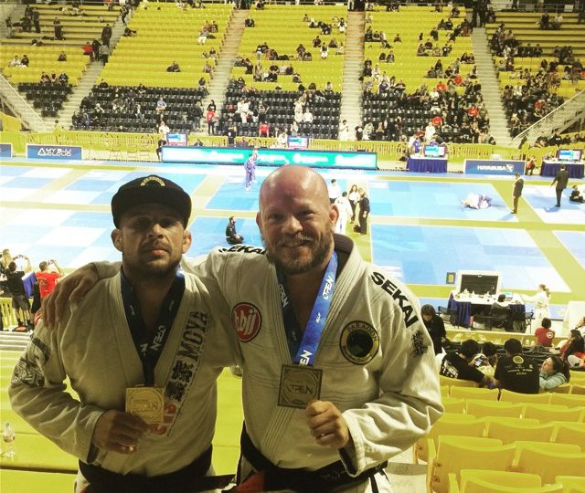 WAY TO GO! LONG BEACH INTERNATIONAL OPEN JIU-JITSU 2017 results