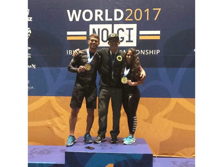 World NO Gi 2017 results:
